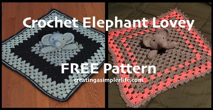 Esther the Elephant Free Amigurumi Pattern | Jess Huff | 372x718